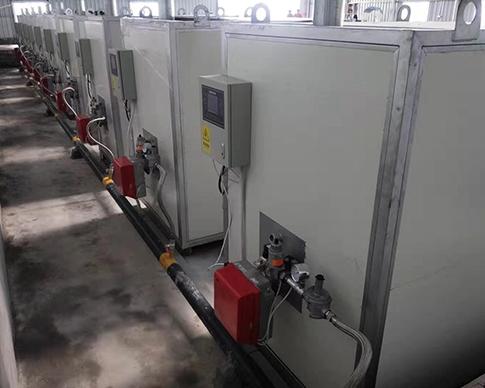 天然气烘干设备